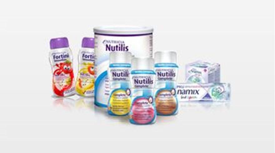 Slika za kategorijo Enteralna prehrana Nutricia