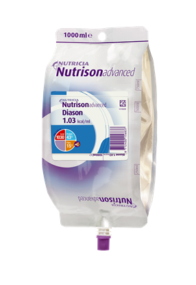 NUTRISON ADVANCED DIASON 1L VREČKA SC/8
