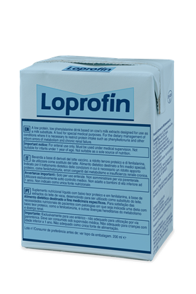 Slika LOPROFIN PKU DRINK 27*200 ml