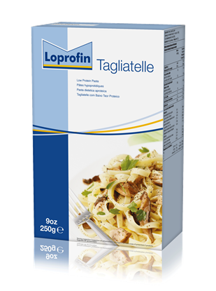 Slika LOPROFIN TESTENINE TAGLIATELLE 250 g