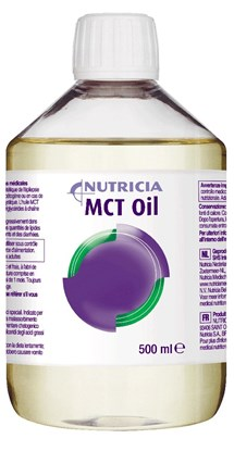 Slika MCT OLJE, 500 ml