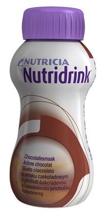 Slika NUTRIDRINK ČOKOLADA 4x200 ml