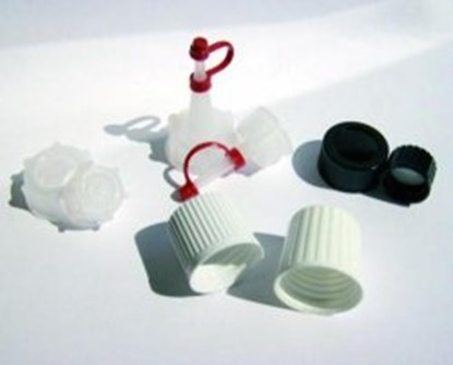 Slika Caps for HDPE and PVC square bottles series 310
