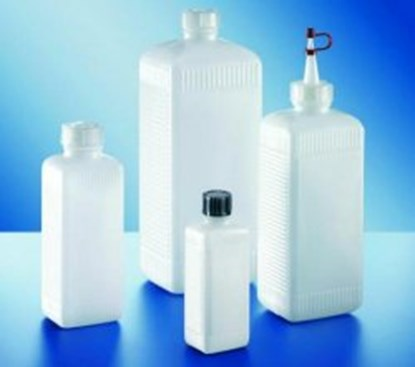 Slika Square bottles, HDPE and PVC, series 310