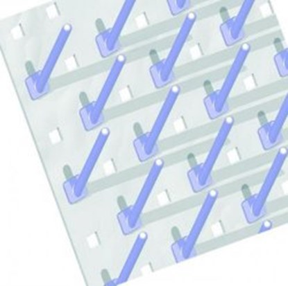 Slika Pegs for LaboPlast<SUP>&reg;</SUP> draining racks