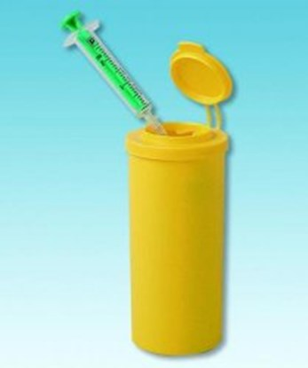 Slika KONTAMED MINI SHARPS DISPOSAL SYSTEM
