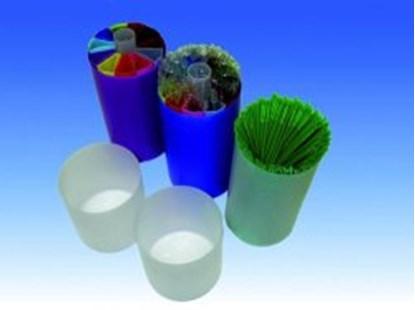 Slika Plastic goblets for cryogenic dewars