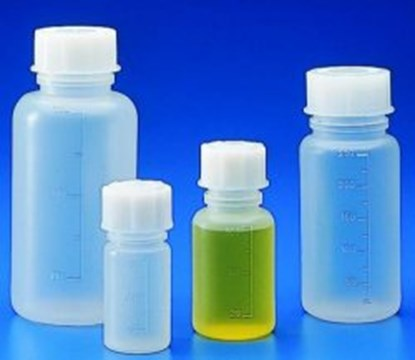 Slika Graduated wide-mouth bottles