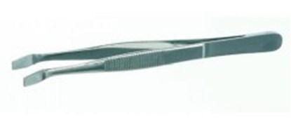 Slika Cover glass forceps, stainless 18/10 steel