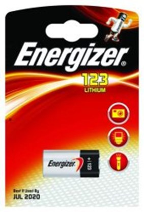 Slika Lithium Photo Batteries Energizer