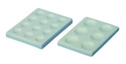Slika LLG-Staining plates, porcelain