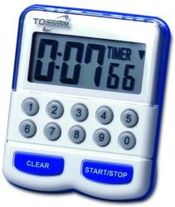 Slika ELECTRONIC TIMER AND STOPWATCH