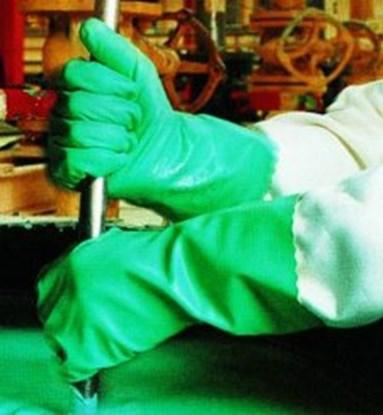 Slika Chemical Protection Glove Ultranitril 381, Nitrile