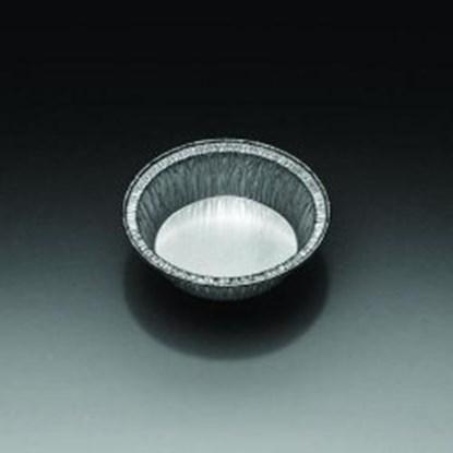 Slika Aluminium containers, round