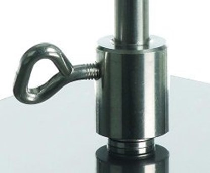 Slika Retort stand base coupling / rod adapter