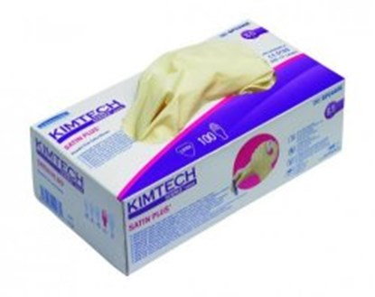 Slika Disposable Gloves Kimtech™ Satin Plus, Latex