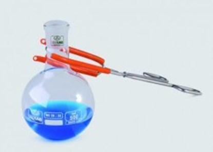 Slika Flask tongs, chromated steel