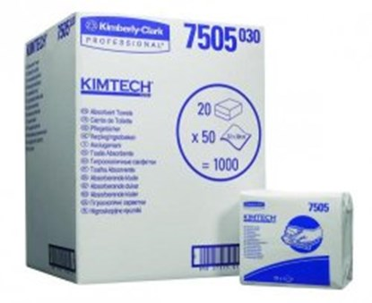 Slika Cleaning cloths, KIMTECH* 7505