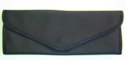 Slika BRUSH BAG, IMITATION LEATHER