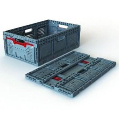 Slika FOLDABLE BOX MAXI, ACTIVE LOCK 22, BLUE