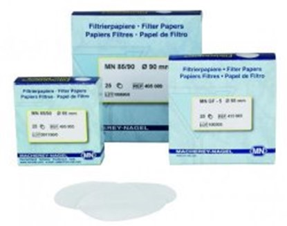Slika FILTER PAPER CIRCLES MN 85/70, 70 MM