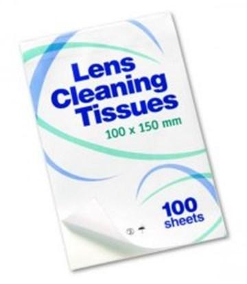 Slika Lens Cleaning Tissues