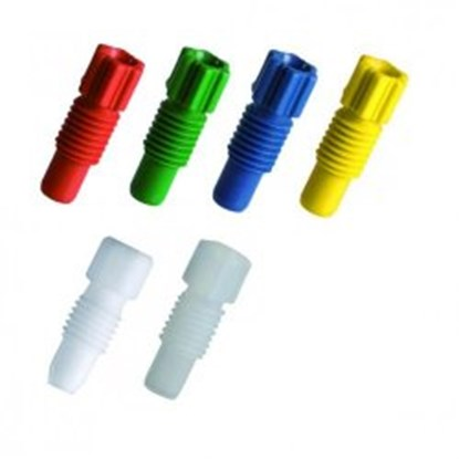 Slika Fittings and Ferrules for capillary connector for SafetyCaps / SafetyWasteCaps