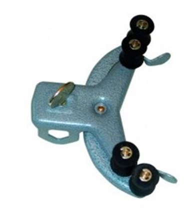 Slika Burette roller clamp, steel