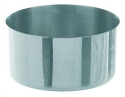 Slika Evaporating basins, 18/10 steel