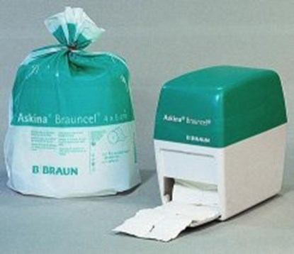 Slika DISPENSER FOR CELLULOSE SWABS