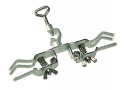 Slika Burette clamps, steel.