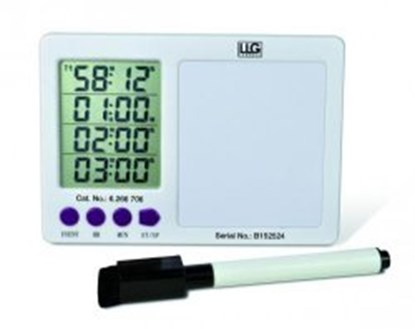 Slika LLG-Timer with White Board, 4 channel