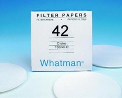 Slika Filter paper, grade 42