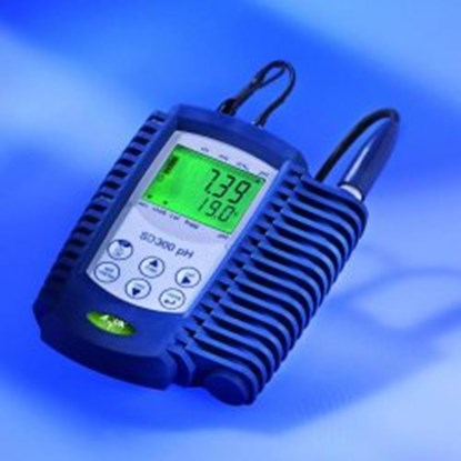 Slika Calibration and Storage solutions for pH/Redox-Meter SD 305 pH