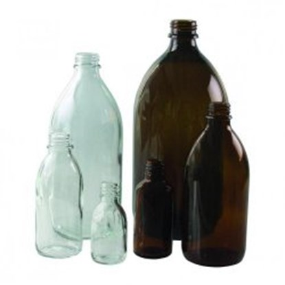 Slika Narrow-mouth bottles, soda-lime glass