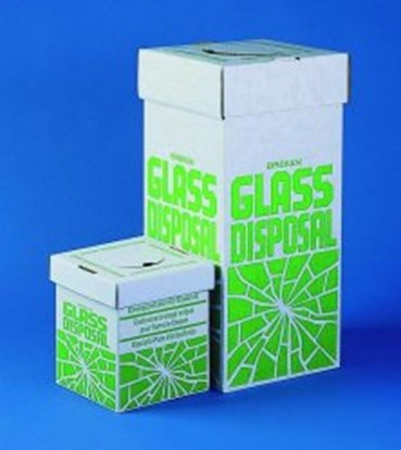 Slika Disposal Cartons for Broken Glass