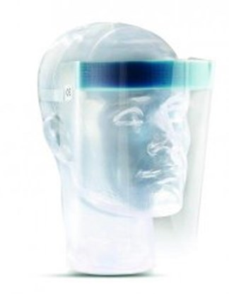 Slika LLG-Disposable Protective Visors