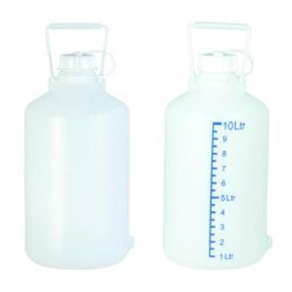 Slika Aspirator bottles, PE-HD