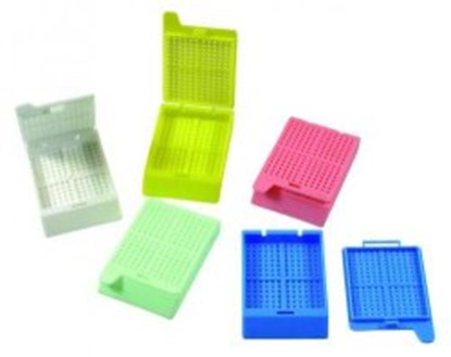 Slika LLG-Histology cassettes with detachable lid
