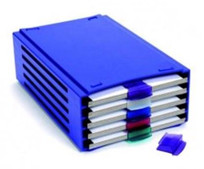 Slika 20-Place Slide Tray Rack, ABS