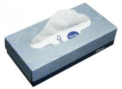 Slika Facial Tissues Kleenex<sup>&reg;</sup>, 2-ply, 100 wipes