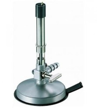 Slika BUNSEN BURNER FOR NATURAL GAS, WITH GAS
