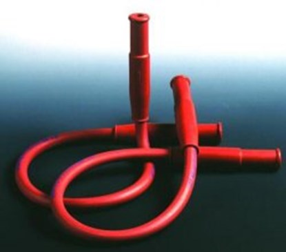 Slika Gas safety tubing, rubber