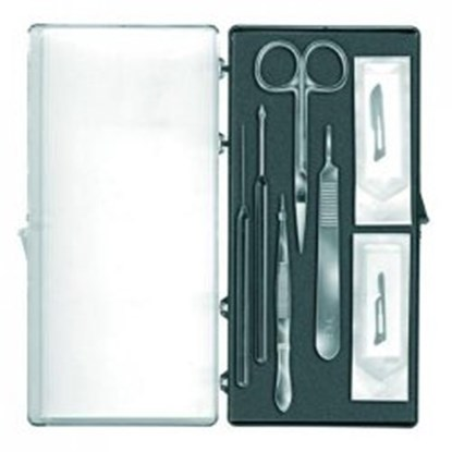 Slika Dissecting set for students