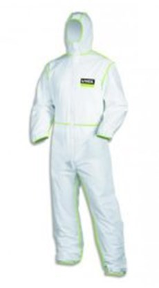 Slika Disposable, chemical protection coverall,  Uvex 5/6
