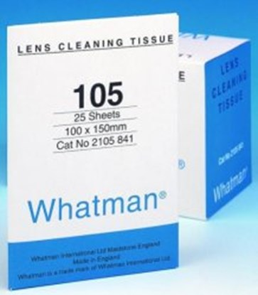 Slika Lens cleaning tissues, 105 series