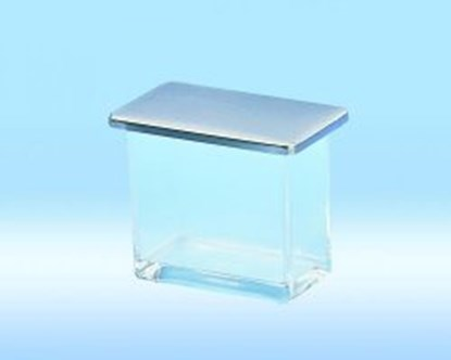 Slika Nano separating chambers, with knob/ stainless lid