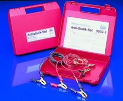 Slika ANTISTATIC SET,COMPLETE IN PLASTIC CASE