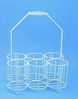 Slika Bottle carriers, wire/PE