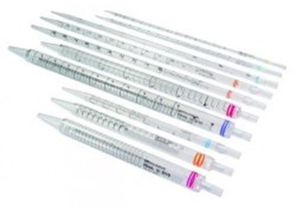 Slika LLG-SHORT SEROLOGICAL PIPETTES TYPE 1, 25ml